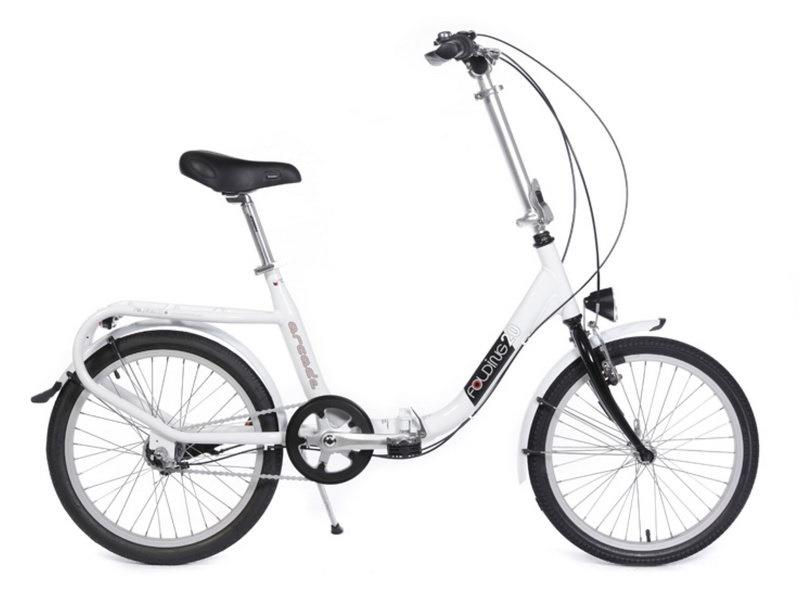 Arcade Folding - skladací bicykel