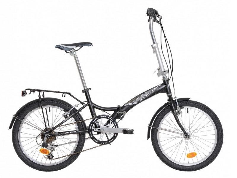 Atala Greenbay - skladací bicykel