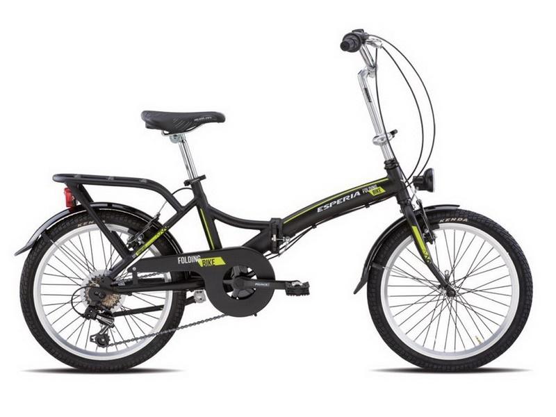 Esperia Torino - skladací bicykel