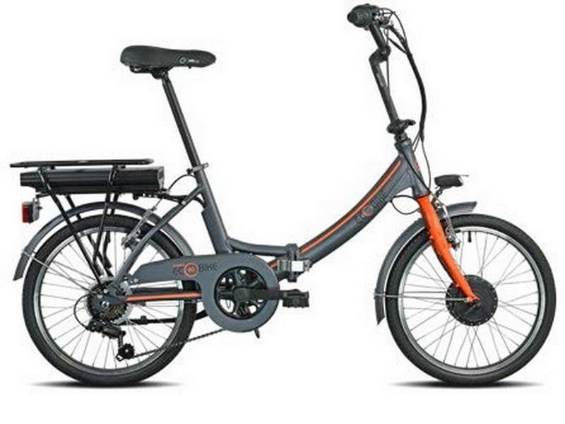 Esperia Ecobike - skladací elektrobicykel