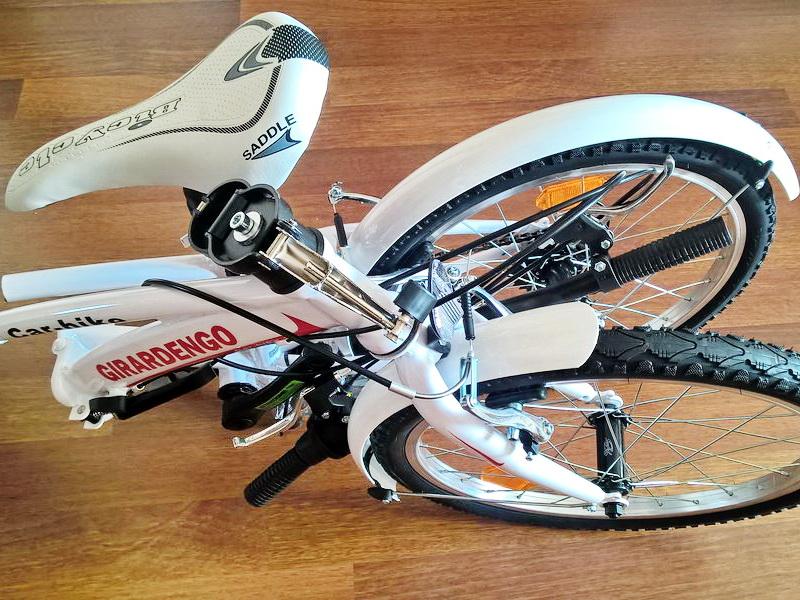 Girardengo GP2X20 - skladací bicykel