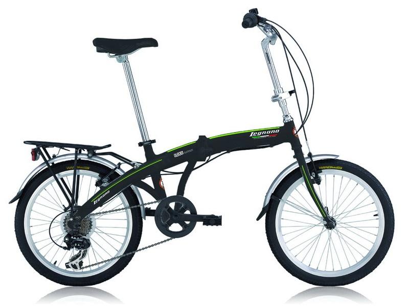 Legnano L800 - skladací bicykel
