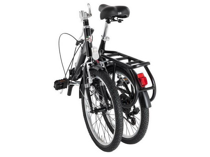Alpina Monella - skladací bicykel