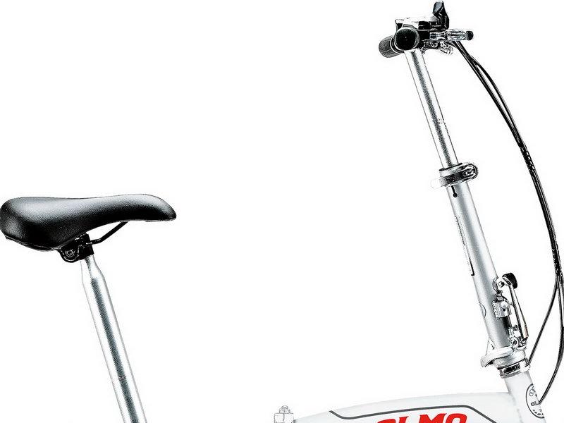 Olmo Centro - skladací bicykel