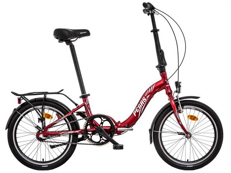 PEGAS 3spd - skladací bicykel