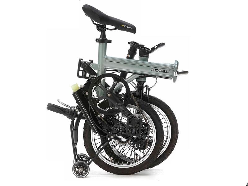 Popal F1602 - skladací bicykel