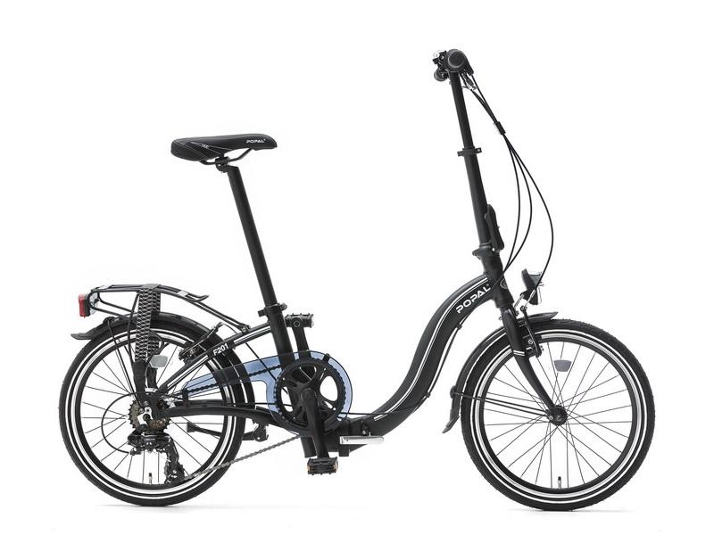 Popal Subway - skladací bicykel