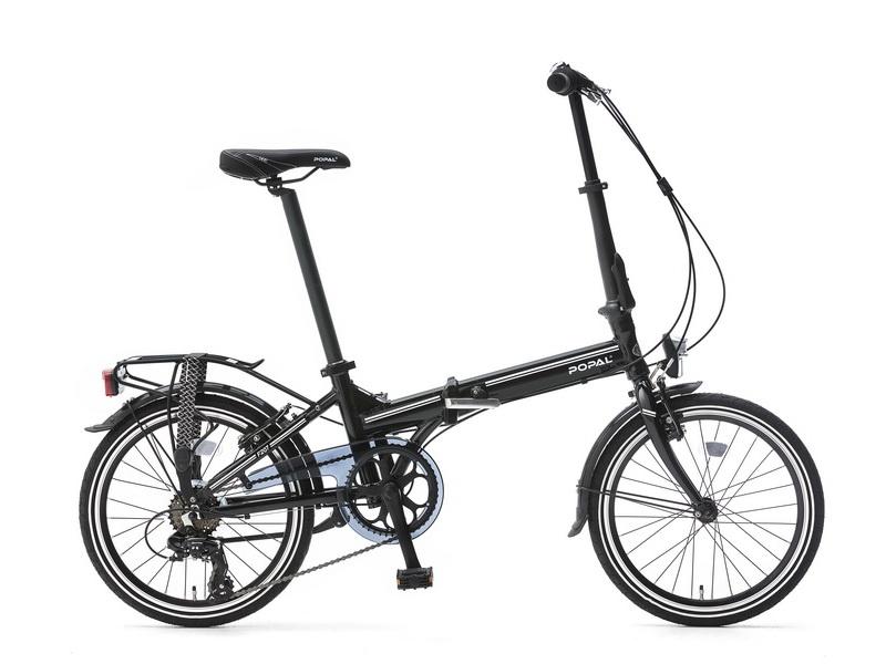 Popal Reload - skladací bicykel