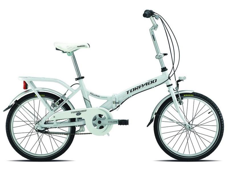 Torpado T175 - skladací bicykel