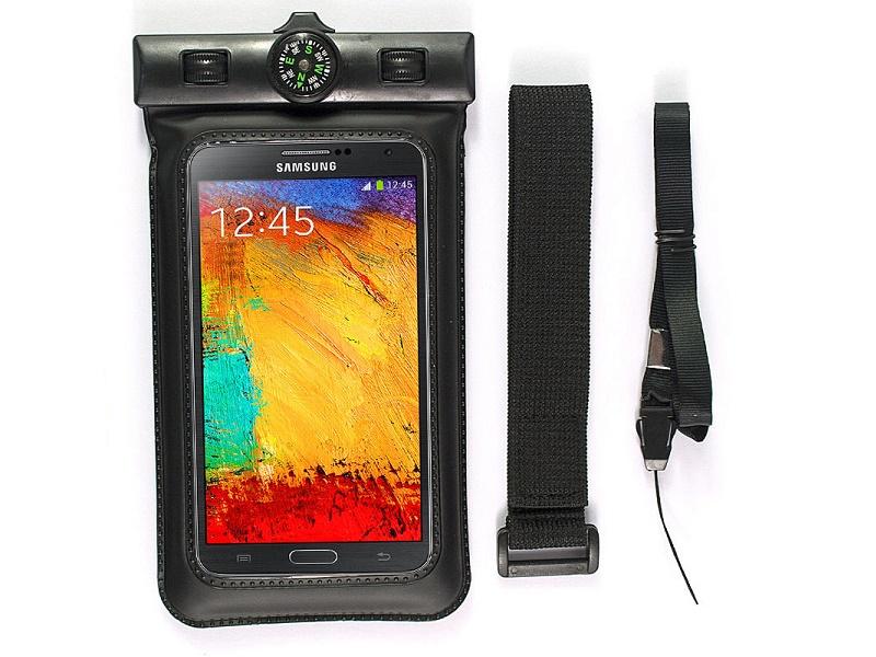 Vodotesný obal na mobil a fotoaparát. vodotesne-skompasom14 05eb0bb6ee6
